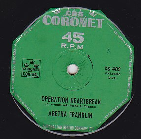 Operation Heartbreak / Rock-a-bye your baby with a dixie melody