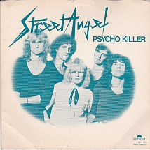 Caught In The Act / Psycho Killer