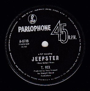Jeepster / Life's A Gas