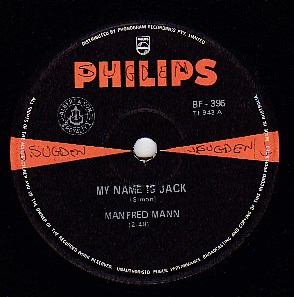 My Name Is Jack / There is a man