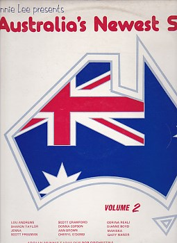 Lonnie Lee Presents Australia's Newest Stars Vol. 2