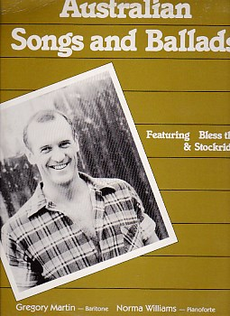 Australian Songs And Ballads