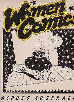 Women Comics Across Australia