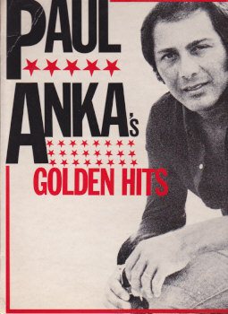 Paul Anka's Golden Hits