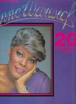 Dionne Warwick 20 Greatest Hits