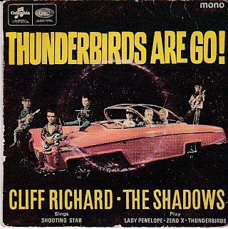 Thunderbirds Are Go EP COVER ONLY