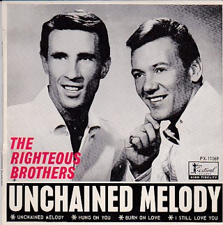 Unchained Melody EP COVER ONLY