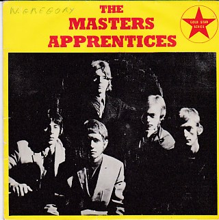 Masters Apprentices EP COVER ONLY