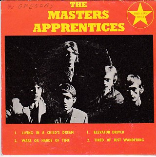 Masters Apprentices Vol. 2 EP COVER ONLY