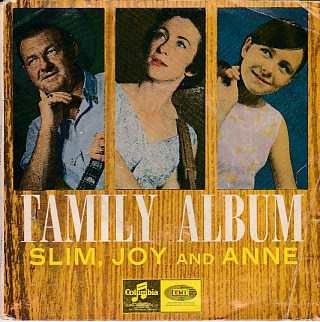 Family Album EP COVER ONLY