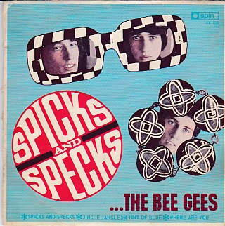 Spicks And Specks EP COVER ONLY