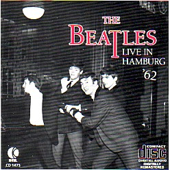 Beatles live in Hamburg '62