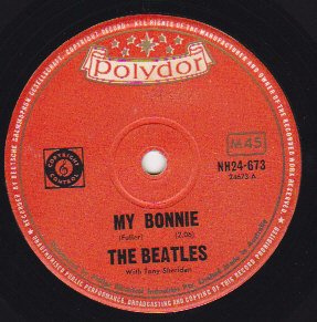 My Bonnie / The saints