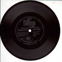 Beatles Box Flexi Disc