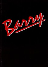 Barry Tour Program