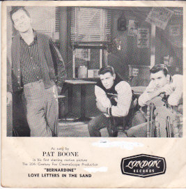 Bernardine / Love letters in the sand