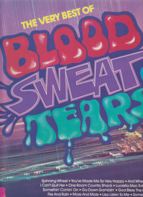 The Very Best Of Blood Sweat & Tears