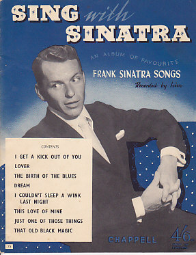 Sing With Sinatra