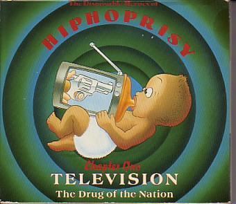Television the drug of the nation
