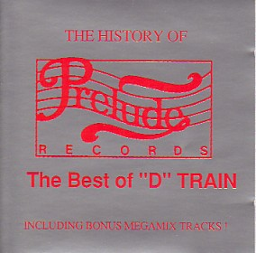 Best of D Train