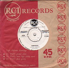 Chime Bells / Someday