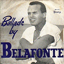 Ballads by Belafonte EP
