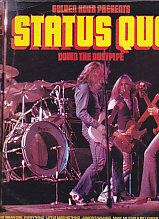 Golden Hour Presents Status Quo Down the Dustpipe