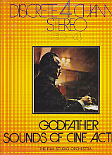 Godfather Sounds of Cine Action QUADRAPHONIC