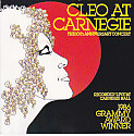 Cleo At Carnegie