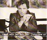 Lunch with Jon Bon Jovi
