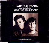 Five Tracks From Songs From The Big Chair PROMO