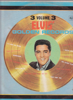 Elvis' Golden Records Volume 3 MONO