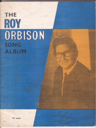 The Roy Orbison Song Album