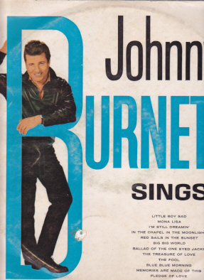 Johnny Burnette Sings