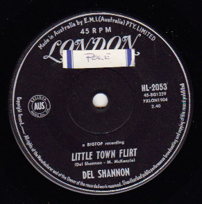 Little Town Flirt / The Wamboo