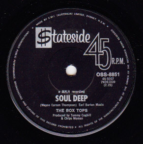 Soul Deep / The Happy Song