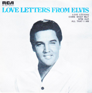 Love letters From Elvis PROMO