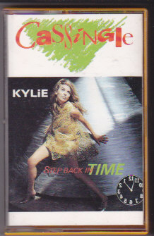 Step Back In Time CASSINGLE