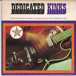 Dedicated Kinks EP