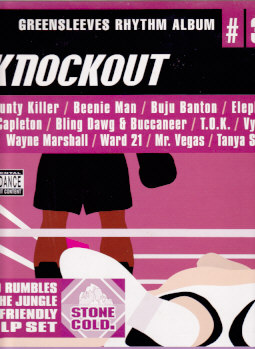 Knockout - Greensleeves Rhythm Album #36