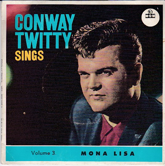 Conway Twitty Sings Vol. 3 Mona Lisa EP