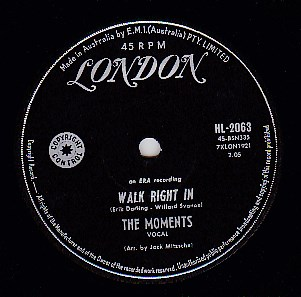 Walk Right In - Vocal / Walk Right In - Instrumental