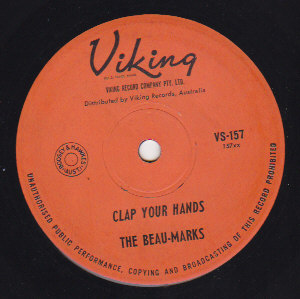 Clap your hands / Daddy Said