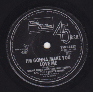 I'm gonna make you love me / A place in the sun
