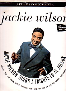 Jackie Wilson sings a tribute to Al Jolson