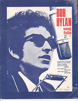 Bob Dylan Song Folio No.1