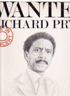 WANTED - Richard Prior Live In Concert