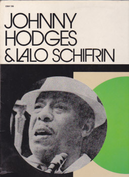 Johnny Hodges & Lalo Schifrin