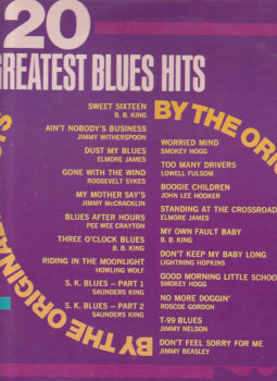 20 Greatest Blues Hits