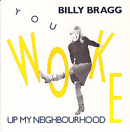 You woke up my neighbourhood / Ontario Quebec and me